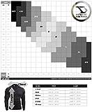 Defender Men's Sports Compression T Shirt Under