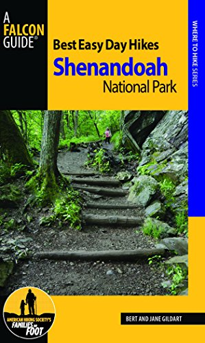 Best Easy Day Hiking Guide and Trail Map Bundle: Shenandoah National Park (The Best Of Shenandoah)