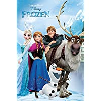 Maxi Poster Frozen Lakeside