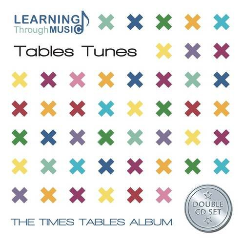 Tables Tunes: The Times Tables Album by Learning Through Music