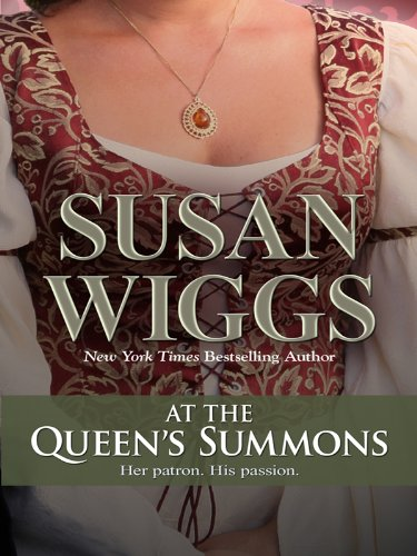 Download At The Queen's Summons (The Tudor Rose Trilogy: Thorndike Press Large Print Romance Series) PDF