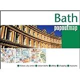 Bath PopOut Map (PopOut Maps)