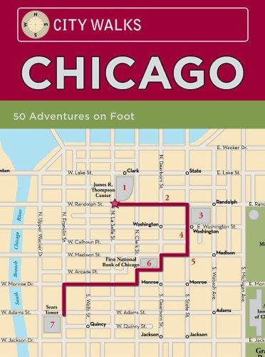 City Walks Chicago Adventures Foot ebook product image