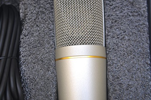 Guidsar CRIS-1 Computer Microphone is a Studio Microphone. This USB Microphone For Computer can be used as Vocal Microphone, Podcast Microphone. It is a PC Microphone with High Quality Required by any Condenser Microphone USB. Used for Recording Microphon by Guidsar (Image #7)