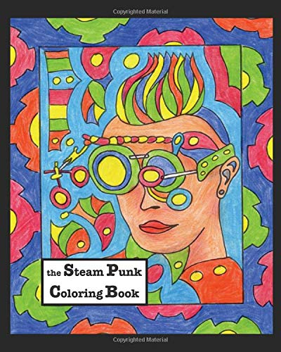 The Steam Punk Coloring Book]()