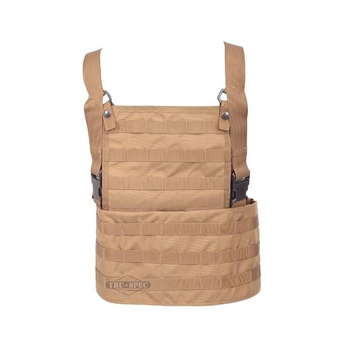 Trui Vest.Amazon Com 5ive Star Gear Molle Rack Vest Coyote Sports Outdoors