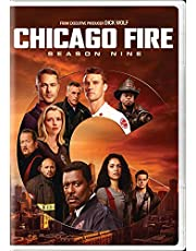 Chicago Fire: Season Nine [DVD]