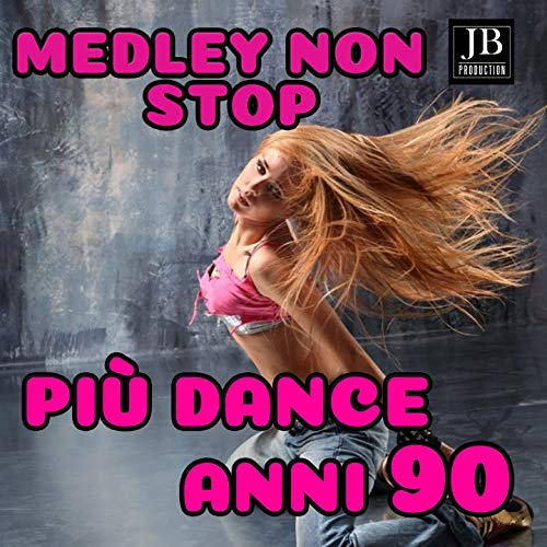 Medley Non Stop Più Dance 90 Megamix: Never Alone / Sonata / Chiquetere / I Can See Clearly Now / Toccata e Fuga / Locomotive Vocale / Michelle / Cornflake Girl / The Most Beautiful Girl in the World / Water Fall / Smalltown Boy / The Winner Takes It All