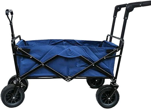 Carrito plegable carro para picnic Carrito de carro plegable para ...