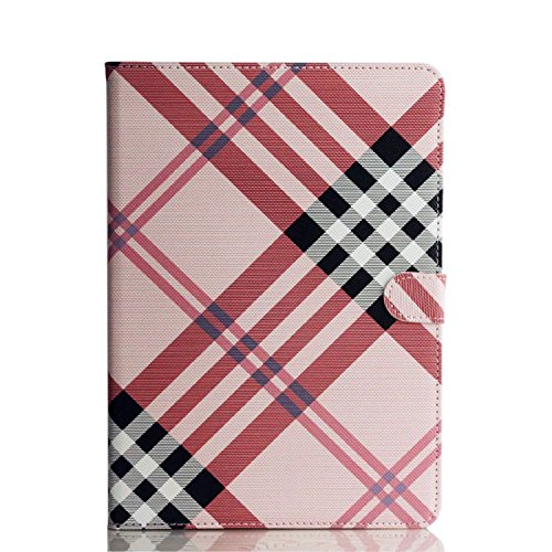 iPad Air 2 Case, technext020 Pattern Apple iPad Air 2 Case 2nd Generation PU Leather Ultra Slim Light Weight Scratch Resistant Lining Perfect Fit 2014 Release iPad Air 2 Cover