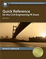 Quick Reference for the Civil Engineering PE Exam, 8th Ed