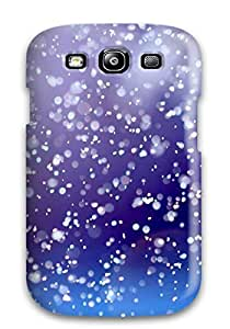 Perfect Snowflakes Case Cover Skin For Galaxy S3 Phone Case