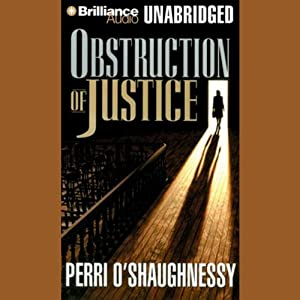 Obstruction of Justice Audiobook