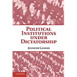 Political Institutions under Dictatorship