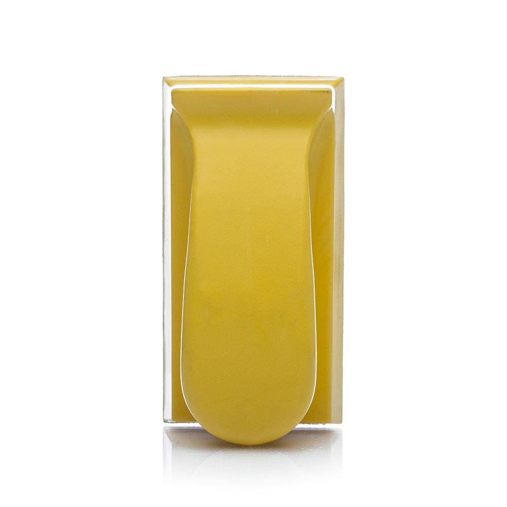Gancho y bucle lijado bloque, suave densidad lija mano Pad –  135 x 70 mm suave densidad lija mano Pad-135x 70mm Glass Polish