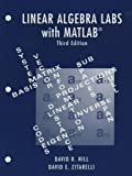 Linear Algebra Labs with MATLAB, Hill, David and Zitarelli, David, 0131432745