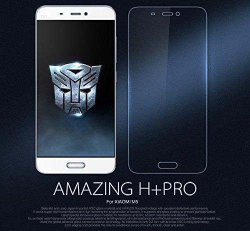 2 opinioni per Nillkin Amazing H+ Pro- Vetro temperato protezione dello schermo 0,2mm con bordi
