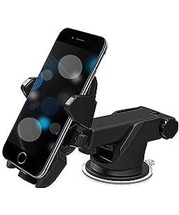 Tygot 360 Degree Adjustable Universal Car Mobile Phone Holder (Car Holder)