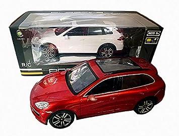 Lote de 6 - Porsche Cayenne Turbo RC 1: 14, colores surtidos - Calidad coolminiprix®: Amazon.es: Hogar