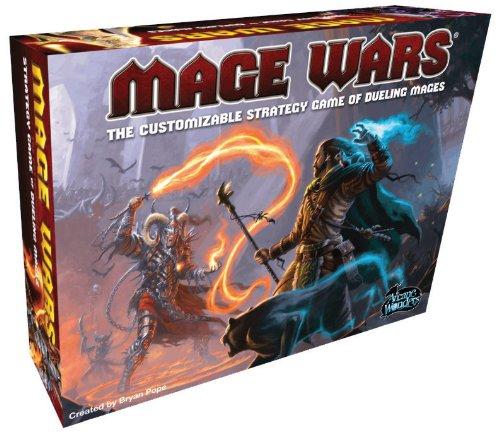 Mage Wars Game