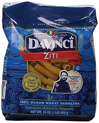 Da Vinci Cut Ziti, 16 oz