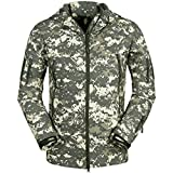 Eglemall Men's Outdoor Hunting Soft Shell