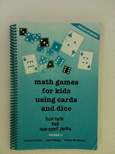 Box Cars and One-Eyed Jacks Math Game: Dice Deluxe ...