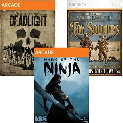 Amazon.com: 5-Game Arcade/Indie Pack [Download]: Video Games