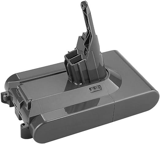 CAOQAO - Batería de repuesto para aspiradora Dyson V8 Battery ...