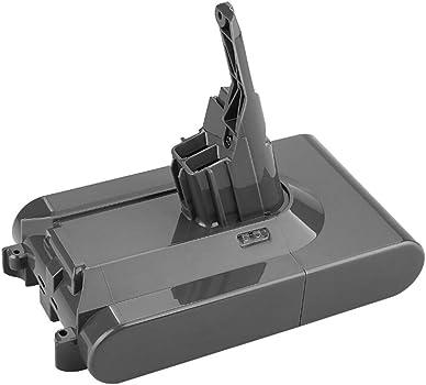 Webla - Batería de Litio para Aspirador de Bolsillo (3000 mAh, 21,6 V, para Aspirador de Animales Dyson V8 Absolute V8): Amazon.es: Relojes
