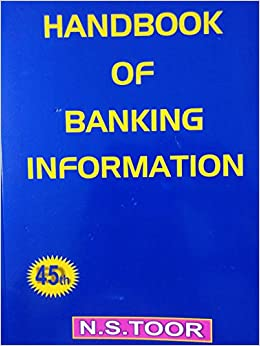 Handbook Of Banking Information N Toor Pdf Printer