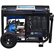 Generator Tillotson 4500W with electric remote control