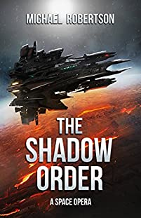The Shadow Order by Michael Robertson ebook deal