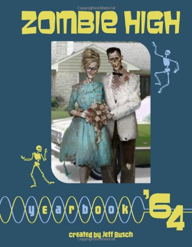 Zombie High Yearbook '64 (High School Yearbook Game)