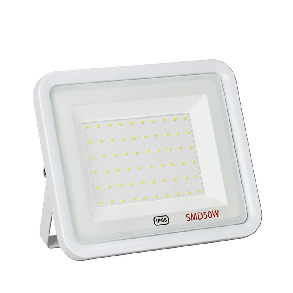 LED Faretto Da Esterno,Luce Di Sicurezza Per Cantieri Edili Ad Alta Potenza (dimensioni   50W)