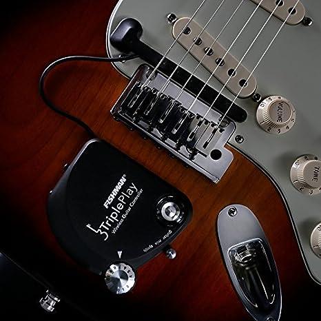 Fishman tripleplay controlador inalámbrico controlador MIDI para guitarra: Amazon.es: Instrumentos musicales
