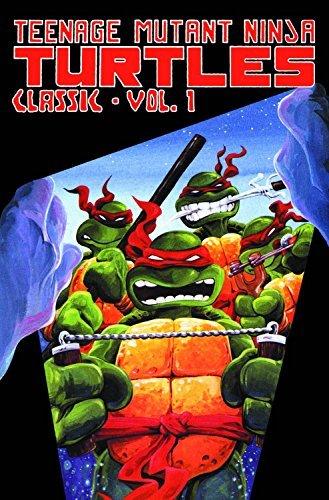 Teenage Mutant Ninja Turtles Classics Volume 1 by Michael ...