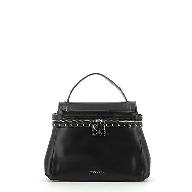 Twin-Set Cecile leather bag MyJEkmXG2K