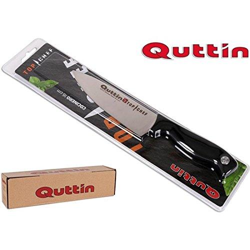 Quttin - Cuchillo cocinero 16cm dynamic top chef: Amazon.es ...