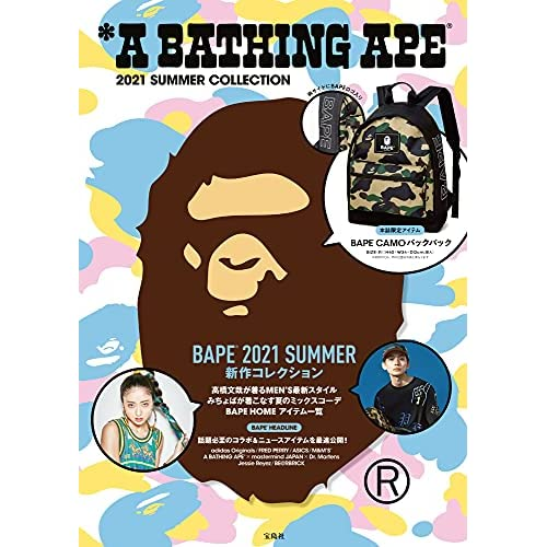 A BATHING APE 2021 SUMMER COLLECTION 画像