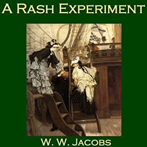 A Rash Experiment Audiobook