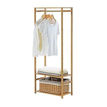 Perchero Bambú simple Dormitorio de la casa Perchas ...