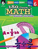 180 Days of Practice for Sixth Grade (Set of 3) 6th