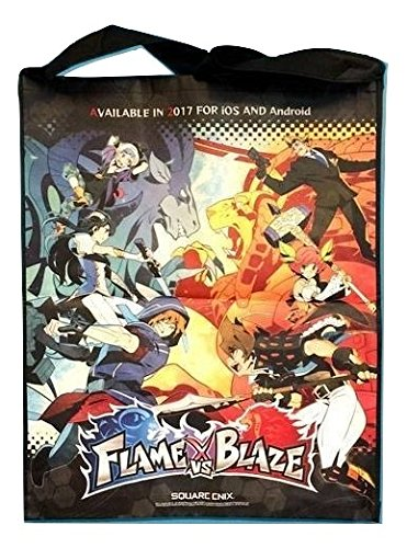 Flame VS Blaze – Large Swagバッグ B07B1YMDYX