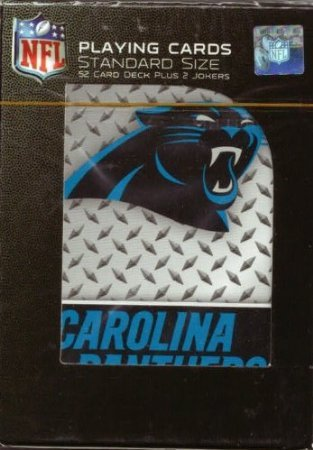 Carolina Panthers Steel Playing - Pins Collectible Nfl