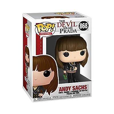 Funko Pop! Movies: Devil Wears Prada - Andy Sachs, Multicolor: Toys & Games