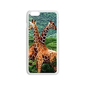 """Durable Platic Case Cover for iPhone6 4.7""""-Sakura Pattern Printed Cell Phones Shell"""