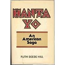 Hanta Yo by Ruth Beebe Hill (1979-01-09)
