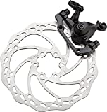 Promax DSK-300 Mechanical Disc Brake IS Mount With 160mm Rotor Black