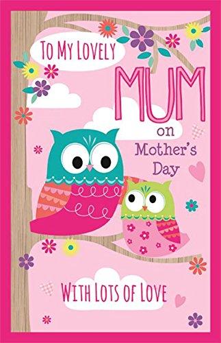Tarjeta de Poppet del día de la madre gigante - Mejor mamá ...